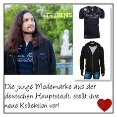 """""""Der moderne Street-Style"""" by trisens on Polyvore featuring modern, men's fashion und menswear"""