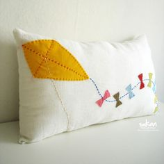 Such a cute pillow!
