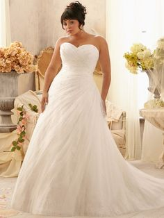 Confira modelos de vestido de noiva Plus Size | Guia Noiva