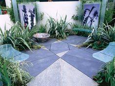 Qu'est-ce qu'un jardin minimaliste ? Conseils, idées et photos