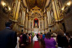 Church wedding - Madeira Island