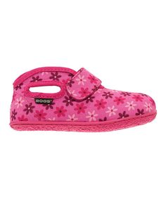 Look what I found on #zulily! Bogs Rose Floral Baby Bogs Bootie by Bogs #zulilyfinds