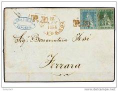 da Livorno a Ferrara 1854