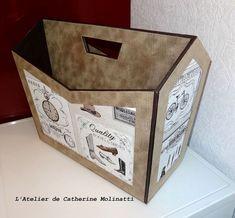 Cartonnage ... suite ... - Le blog de Catherine Molinatti