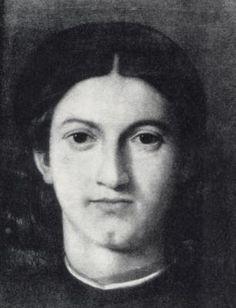 Giulio Paolini Giovane che guarda Lorenzo Lotto  1967