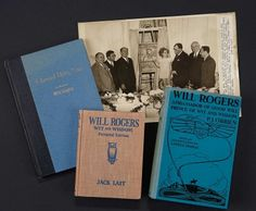 Love, Shirley Temple, Take Two: From Schoolgirl to Storybook: 409 Three Books Related to Will Rogers and Vintage Photograph