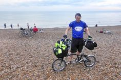 cycling to the sea!