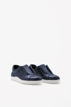 Slip-on Leather Sneakers from COS