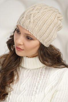 Шапка VAY — Шапки — Головные уборы — Женские аксессуары — Интернет-магазин модной одежды X-MODA.RU