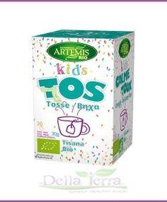 Tisana Niños Tos Ecológica Artemis Bio
