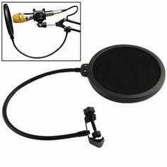 Mic Wind Screen Mask Microphone