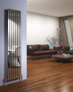 Buy this DQ Heating Delta Stainless Steel Vertical Designer Radiator from Only radiators and get excellent customer care, a great price and Free UK Delivery Tall Radiators, Flat Panel Radiators, Vertical Radiators, Contemporary Radiators, Traditional Radiators, Kitchen Radiator, Decorative Radiators, Stainless Steel Radiators, Designer Radiator
