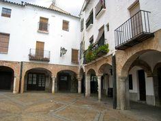 Plaza Chica. Zafra. Badajoz.