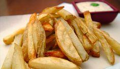 Oven fries - Marie's Cuisine