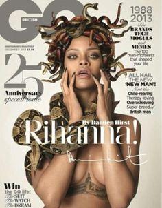 Rihanna pour GQ