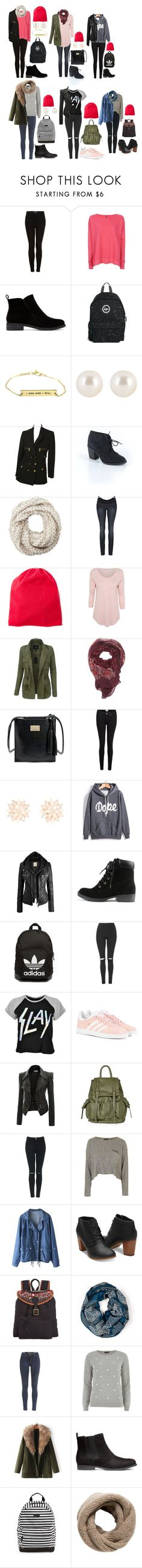 """Women's March"" by strawberryfelton on Polyvore featuring Mode, Topshop, Sweaty Betty, Lucky Brand, Hype, Henri Bendel, Chanel, H&M, Cejon und George"