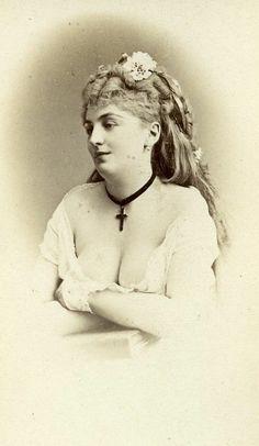 France Paris Theater Actress Miss Méry Laurent Old CDV Photo Reutlinger 1870   eBay