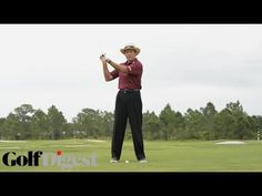 David Leadbetter: The A-Swing Grip - YouTube