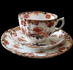 Royal Albert - Ena--1896 to 1910 - Royal Albert's Oldest Patterns - Special Collections www.royalalbertpatterns.com
