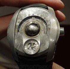 Konstantin Chaykin Lunokhod moon watch