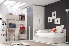 ALBERTO MOBILIARIO - Dormitorios Juveniles