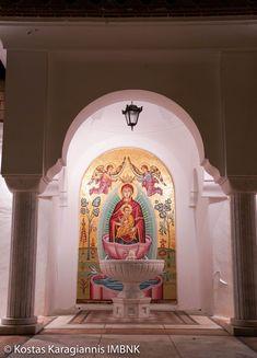 Σύναξη μοναχών και μοναζουσών στην Παναγία Δοβρά