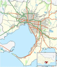 Hoppers Crossing is located in Melbourne