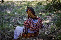 Berber woman from #Algeria #NorthAfrica