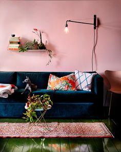 livingroom, styling Anna-Kaisa Melvas photo Tuomas Kolehmainen/Glorian Koti