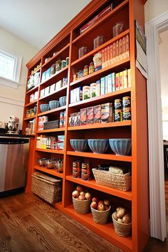 Dirty Kitchen / Walk-in Pantry    New Old Homes, LLC's Design, Pictures, Remodel, Decor and Ideas