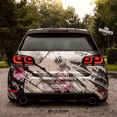 "10.6k Likes, 61 Comments - vw.buddies ™ // worldwide  (@vw.buddies) on Instagram: "" mk6 GTI ❤ dope wrap ✔️ I love this one. What about you buddies? ☺ buddy: @mario_sx7  (owner and…"""