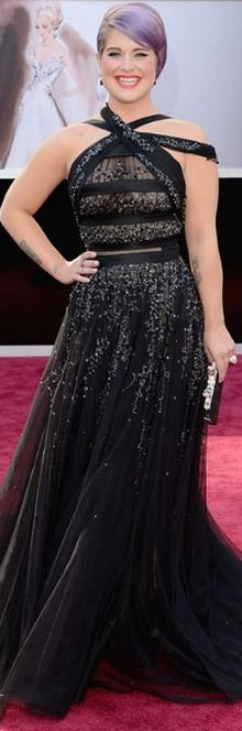 Kelly Osbourn at the 2013 Academy Awards - Tony Ward