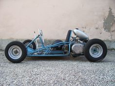 Go Kart RUMI TWIN (Epoch). Dune buggy wannabe
