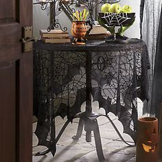 Spooky Table Topper from Through the Country Door®
