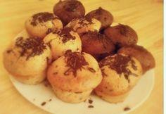 Egyszerű és finom muffin Baked Potato, Cake Recipes, Potatoes, Baking, Vegetables, Breakfast, Ethnic Recipes, Food, Morning Coffee
