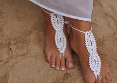 Barefoot Sandals - Acessório para noivas