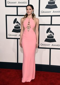 Katharine McPhee - 2015 Grammy Awards