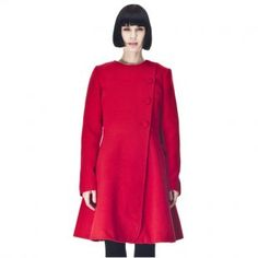The Kling Gauguin Coat. Find this and many more  it now on www.edenretail.co.uk