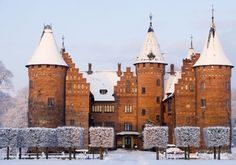 Trolleholm Castle in Skåne, one of my favourite regions