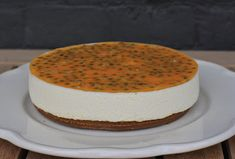 <em><strong>Passievrucht Cheese Cake</strong></em> ~ Harry in de Keuken