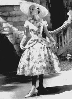spring dress from Funny Face