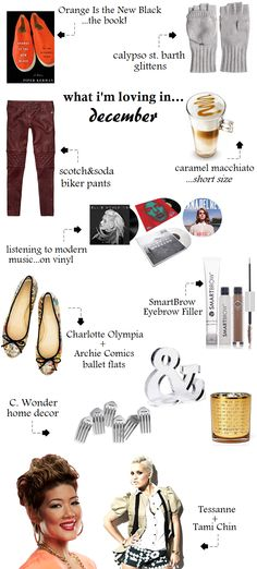 Oh to Be a Muse | Bay Area Fashion Blogger Inspiring Style: What I'm Loving in December