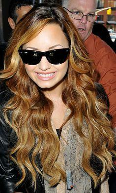 Love the curl in this hair, so pretty :)