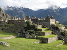 Would love to see Machu Picchu at least once in my life..