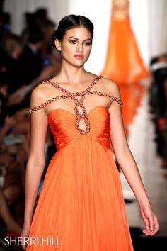 New York Fashion Week, September 2011 - Sherri Hill