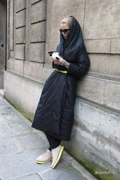 Best street style looks spotted at Paris Fashion Week Autumn / Winter 2013 Street Style, Cool Street Fashion, Street Chic, Paris Fashion, Fashion Weeks, Fashion Outfits, Style Casual, Jackett, Mode Style
