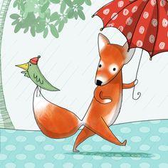 kim geyer - professional children's illustrator, view portfolio