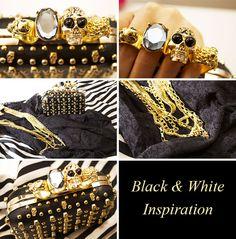 Outfit ispirazione bianco e nero! - Ravedoll Body Outfit Bianco e Nero! #fashionstyle #fashion #outfit #moda #ravedoll #outfitbianconero #borchie