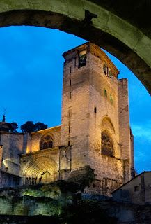 Turistilla.com: Aires medievales en Estella-Lizarra.