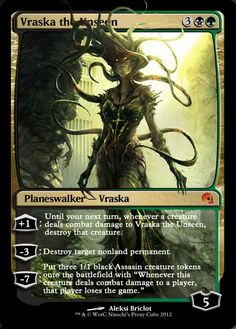 Vraska the Unseen photo VraskatheUnseenbyNinschi.jpg